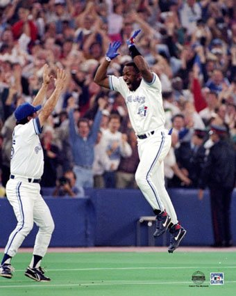1993 World Series Walk Off Victory