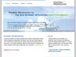 VMC Homepage: Version 1